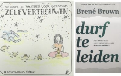 Durf te leiden – Brené Brown
