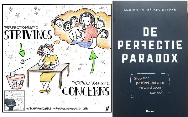 De Perfectieparadox – Marjon Bohré
