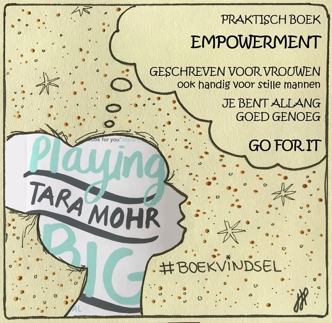 playing big tara mohr boekvindsel empowerment