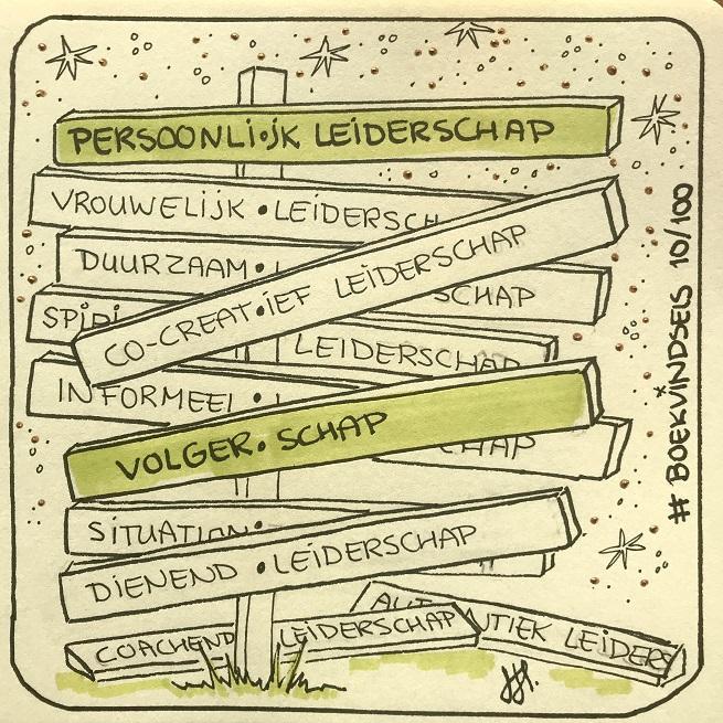 volgen voor gevorderden caroline perree boekvindsel persoonlijk leiderschap